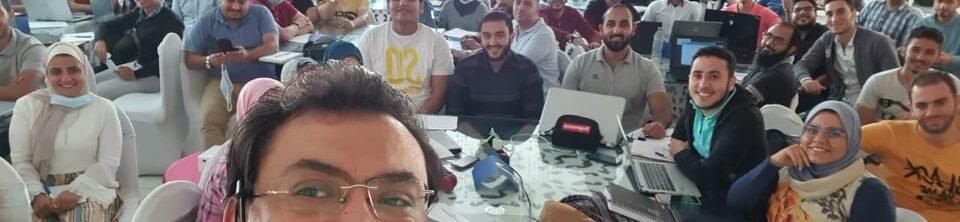 الموقع الرسمى لـ أحمد نظمى فى هندسة الشبكات